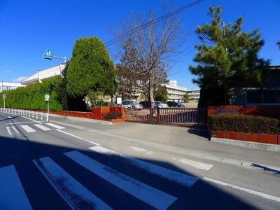 館林市立第二小学校まで400m