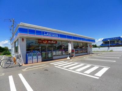 ローソン太田尾島町店まで550m