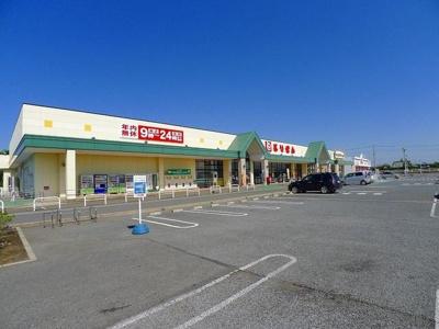 とりせん下田島店まで609m