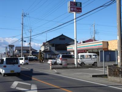 セブンイレブン太田市韮川店まで873m