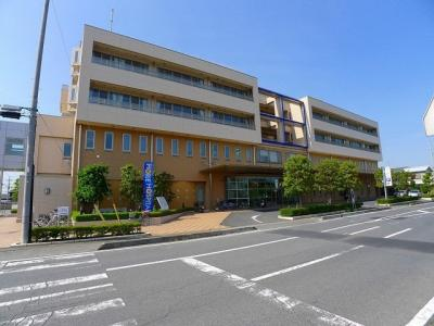 堀江病院まで1200m