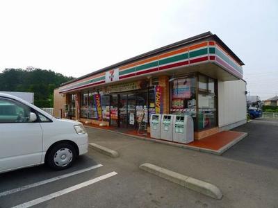 セブンイレブン太田市細谷町店まで600m