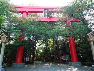冠稲荷神社まで1,714m