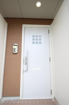 【玄関】クレールメゾン