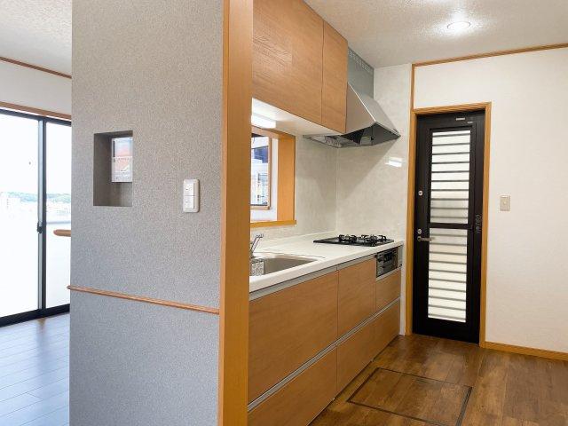 【キッチン】香芝市旭ヶ丘3丁目 リフォーム戸建