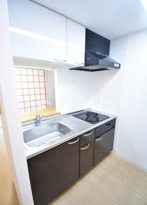 【キッチン】コスモリード月島