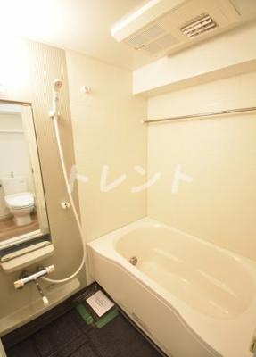 【浴室】コスモリード月島