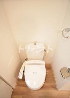 【トイレ】コスモリード月島