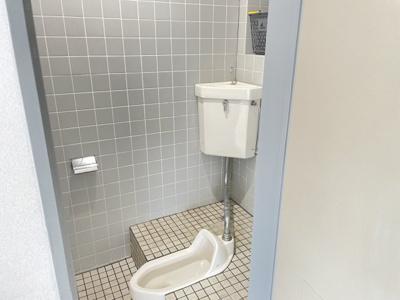 【トイレ】レジストロビル