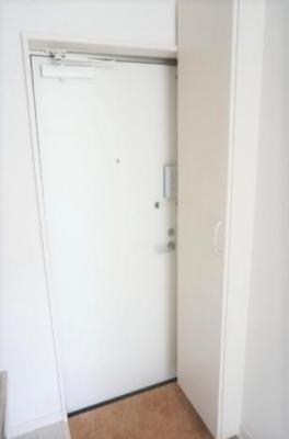 【玄関】フォレストコート多摩美