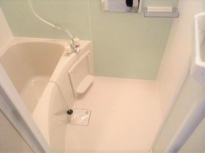 【浴室】フォレストコート多摩美