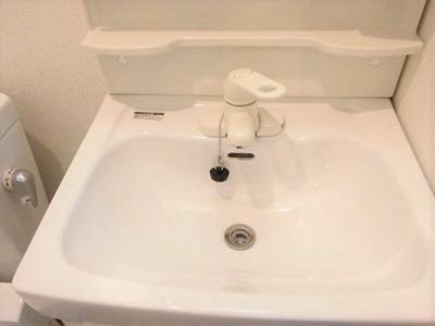 【独立洗面台】フォレストコート多摩美