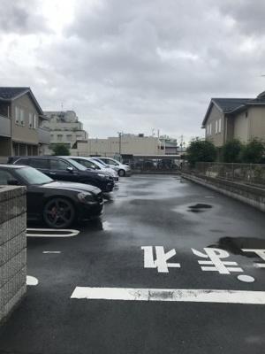 【駐車場】サンマーレンB棟