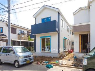 千葉市美浜区磯辺Ⅱ 新築一戸建 ※外観施工例です。