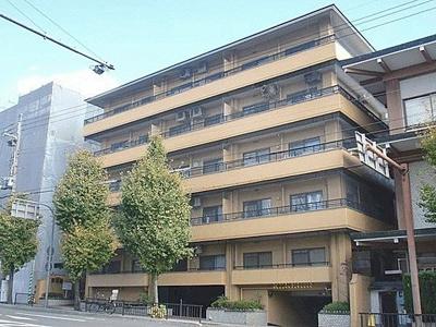 【外観】インペリアル東岡崎 2階・1DK