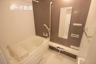 【浴室】エコールヒルズ