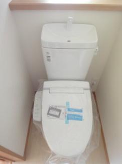 トイレ施工例です。