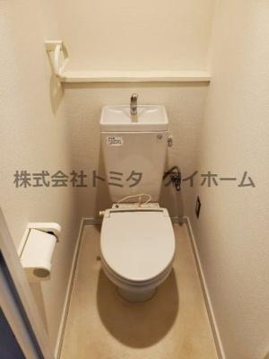 【トイレ】VERT新中野