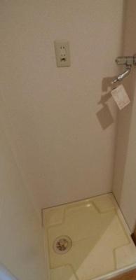 室内洗濯機置き場(同一仕様写真)