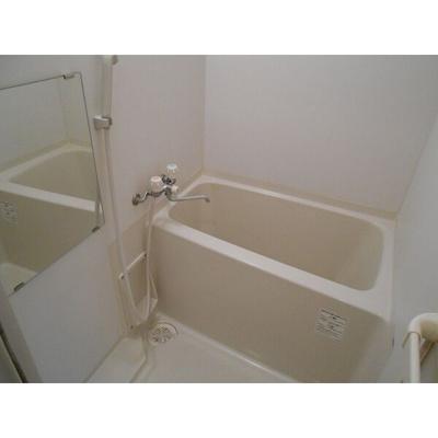 【浴室】クレジデンス黒川