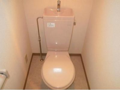 【トイレ】サンテミリオン恵比寿