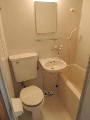 【浴室】スカイピアさがみ野2C