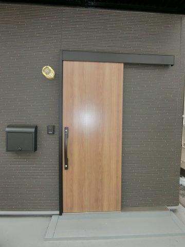 【玄関】東堀切戸建