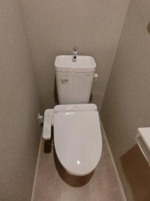 【トイレ】東堀切戸建