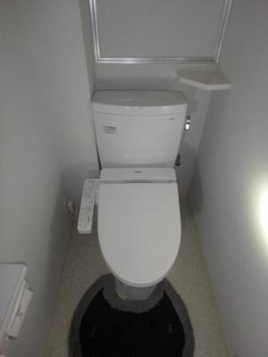 【トイレ】ニューライフマンション鶴ヶ島