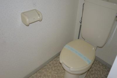 【トイレ】セジュール小出D棟