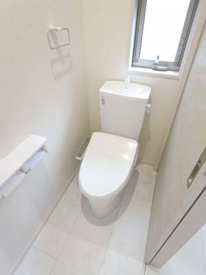 【トイレ】リーブルファイン新舞子1号棟