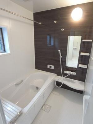 【浴室】リーブルファイン新舞子1号棟