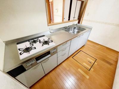 【キッチン】山本町 一戸建