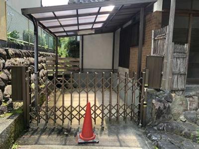 【駐車場】伏見区醍醐大高町