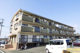 【外観】浜松市南区高塚町一棟マンション