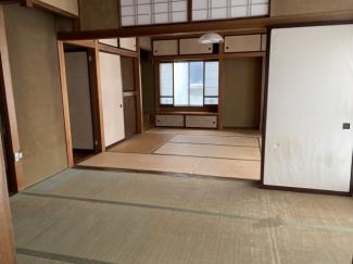【和室】元町後藤貸家5DK