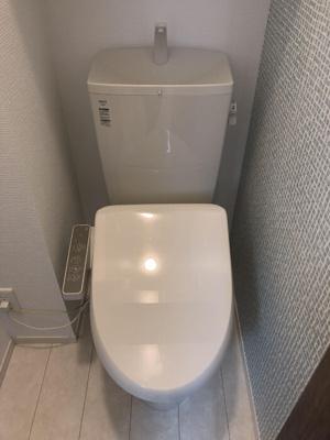 【トイレ】グランデュール A棟