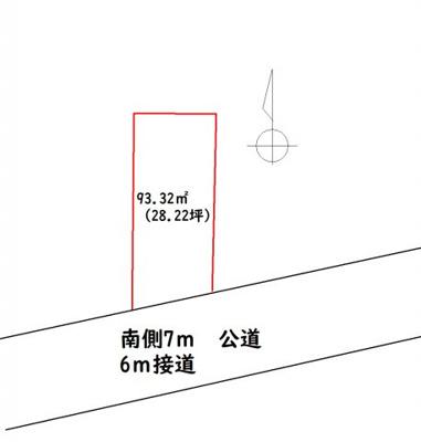 【区画図】高知市堺町