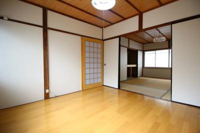 【洋室】紫野上野町貸家