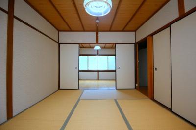 【和室】紫野上野町貸家