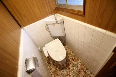 【トイレ】紫野上野町貸家