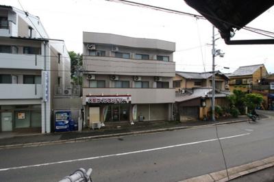 【展望】紫野上野町貸家