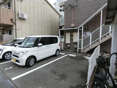 【駐車場】ドリームマンションⅡ