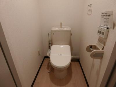 【トイレ】ドリームマンションⅡ