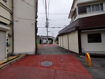 【周辺】山本町北8丁目貸家
