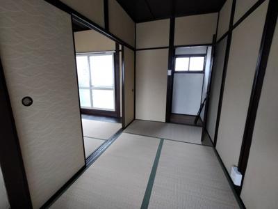 【寝室】山本町北8丁目貸家