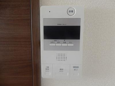 TVモニター付オートロック★