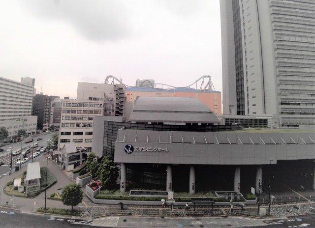 6階からの眺望です。【文京ガーデン・ザ・サウス】