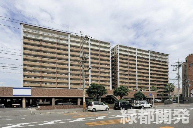 【外観】エバーライフグランポート下関駅南壱番館 604号