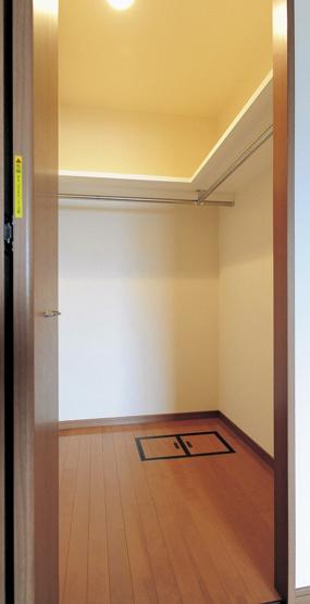 【収納】エバーライフグランポート下関駅南壱番館 604号